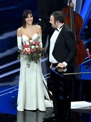 Simona Molinari in Antonio Martino