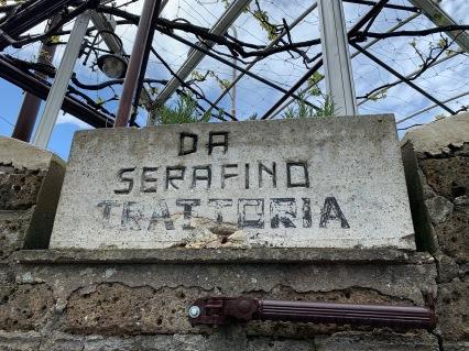Trattoria da Serafino